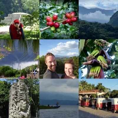 GUATEMALA & HONDURAS -in beeld-
