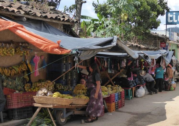 Markt. La Esperanza
