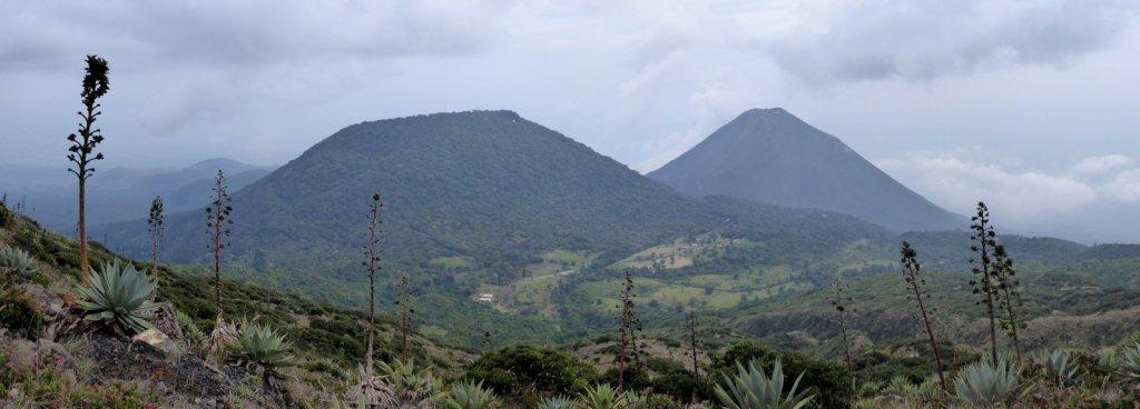 Cerro verde met Izalco.
