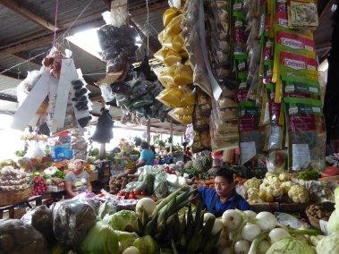 Markt. Juayúa