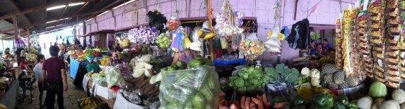 Nog meer markt. Juayúa
