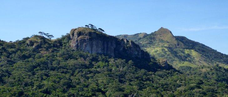 Leuk uitzichtje. Matagalpa