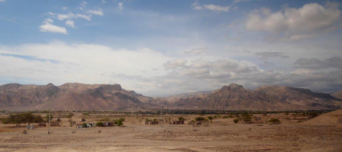 Westworld... onderweg naar Nazca