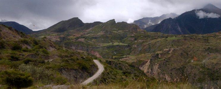 Peruscape. Onderweg naar Cusco