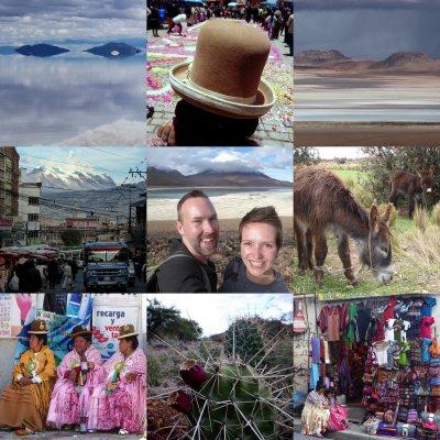 BOLIVIA & BRAZILIË -in beeld-