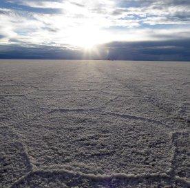 Ooooh zoutzeshoekjes. Salar de Uyuni
