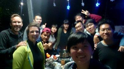 Onze Taiwanese vriendjes! Yuli