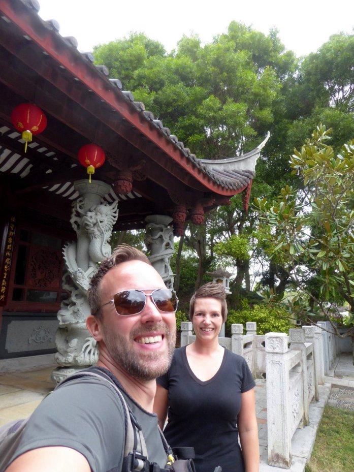 Hep'ie us! Fukushu-en Garden Naha