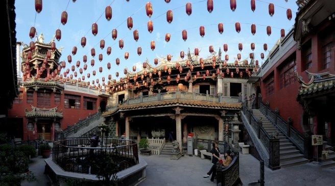 Lampionnen! Lukang Mazu Temple