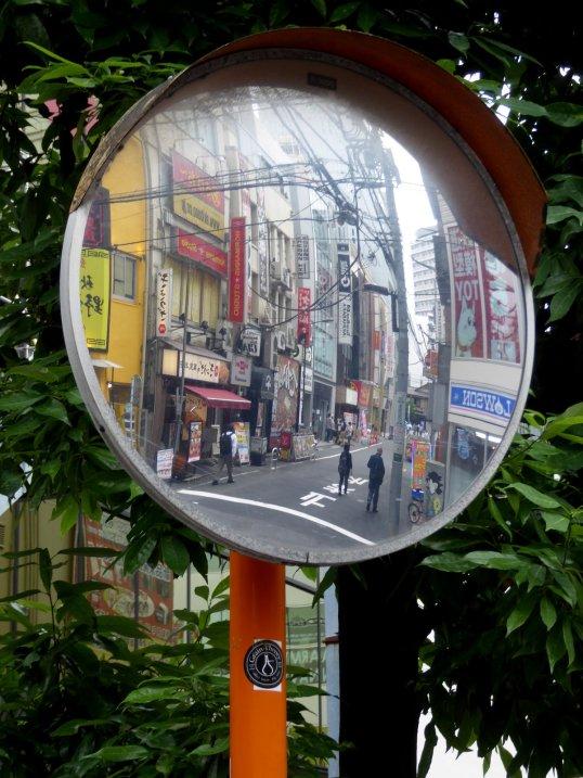 Akihabara backstreet. Tokio, Japan