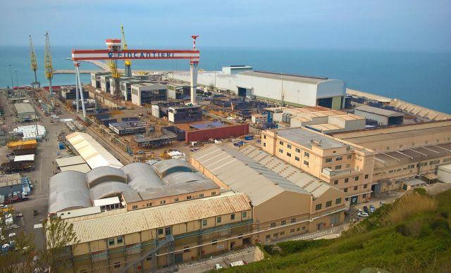 Commissione UE esamina in modo anomalo l'acquisizione di Stx da parte di Fincantieri