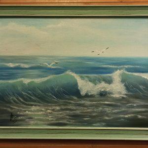 Картина море купить