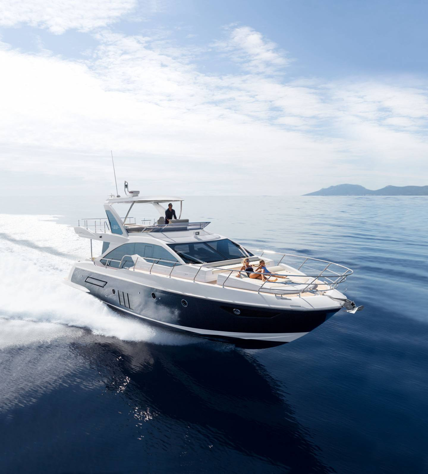 Azimut 56 Azimut Yachts Official Luxury Yacht Sales