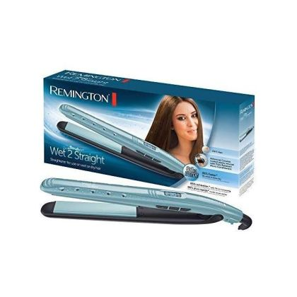 Lisseur Remington Wet 2 Straight S7300  Bleu