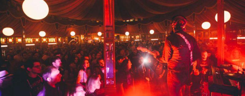 Trashville concierto Azkena Rock Festival Spain