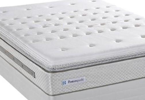 sealy posturepedic firm pillow top queen mattress