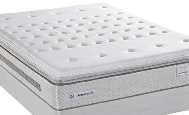 Sealy Posturepedic Plush Pillow Top Cal King Mattress