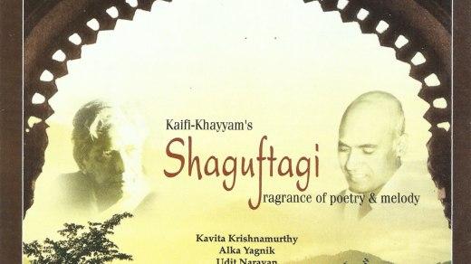 Kaifi-Khayyam's - Shaguftagi