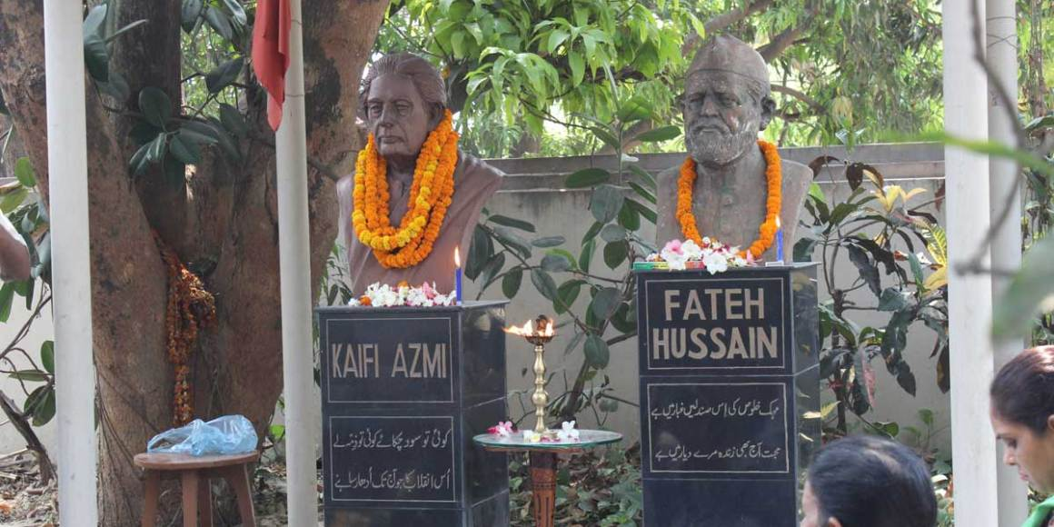 Late Kaifi Sb's 14th Death Anniversary