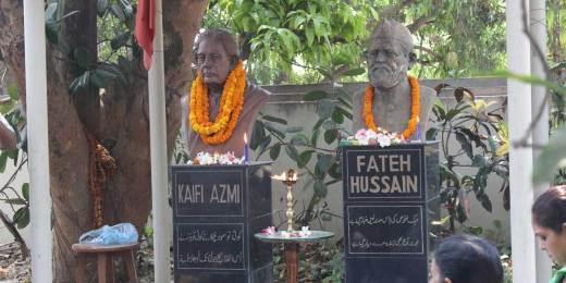 Late Kaifi Sb's 14th Death Anniversary