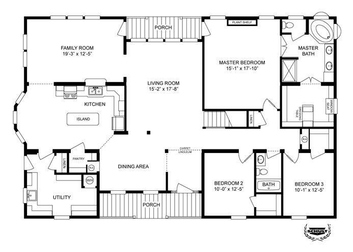 Oakwood Homes Floor Plans Utah – Hum Home Review