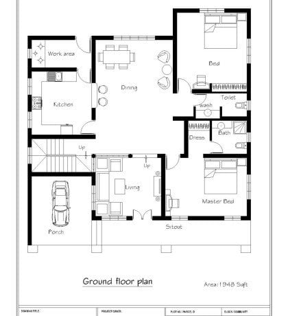3 bedroom indian house floor plans for 2 bedroom house plans indian style