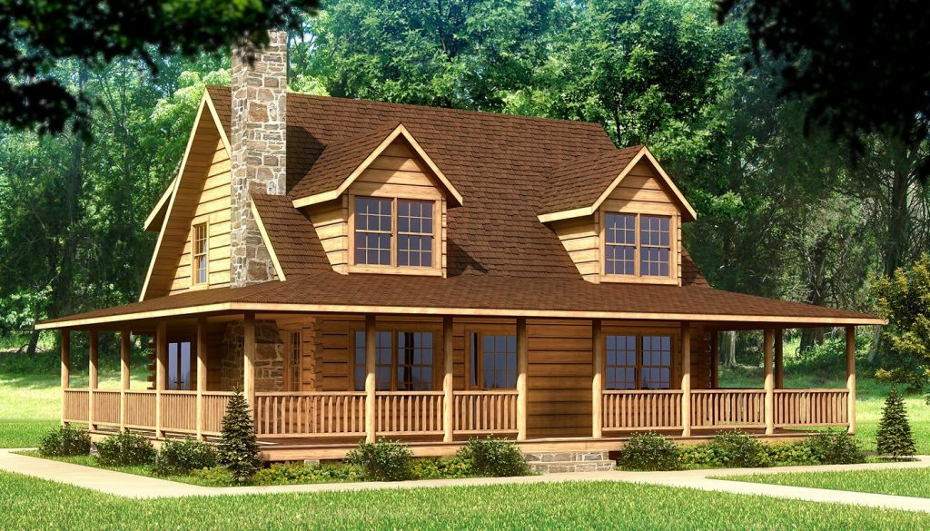 Exceptional Cool Log Cabin Home Plans And Prices New Home Plans Design ...