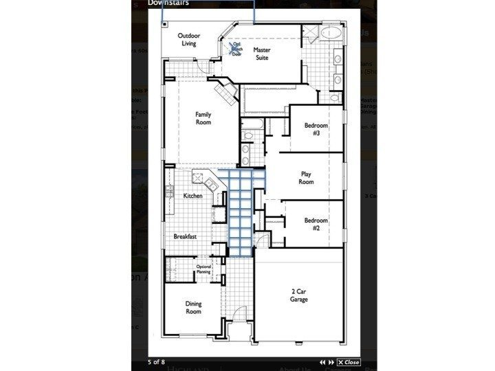 But kids have minds of their own and they will certainly make their opinions heard. Modern Family Pritchett House Floor Plan