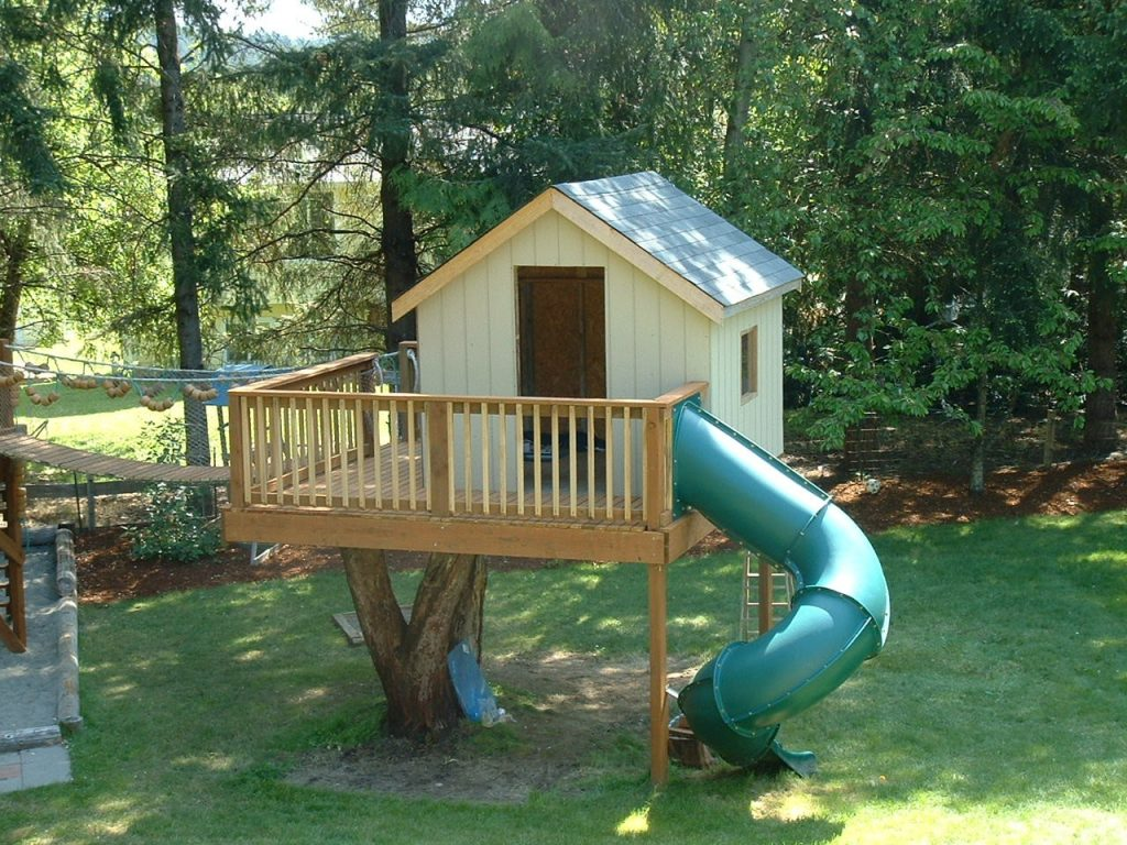 Best Of Tree House Designs And Plans For Kids New Home