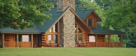 Build Your Own Cabin Kit