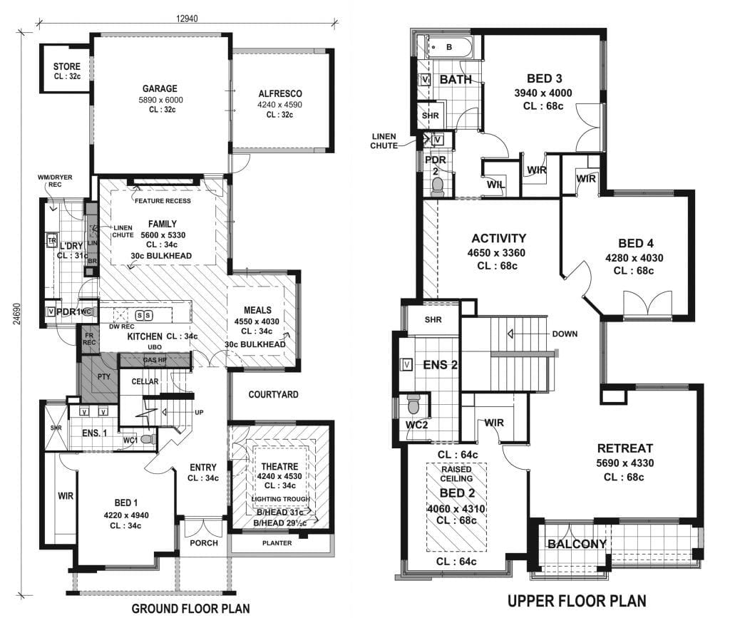 Modern Day House Plans Elegant Contemporary Home Designs