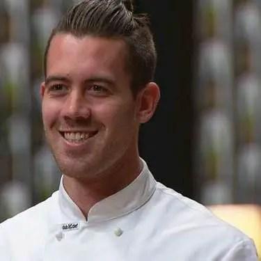 Brent Owens MasterChef Australia 2014 winner male chef smiling