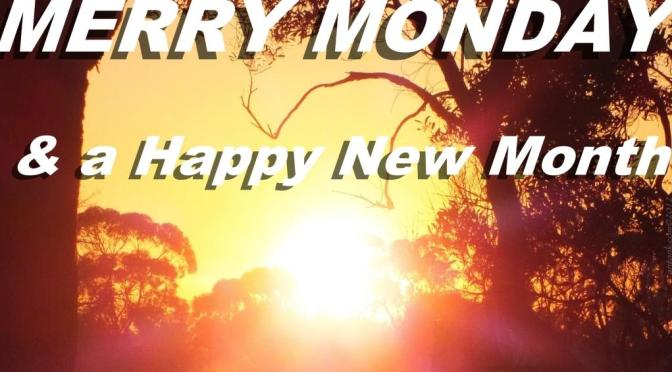 Merry Monday & a Happy New Month