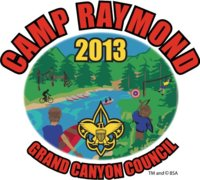Camp Raymond Back Design