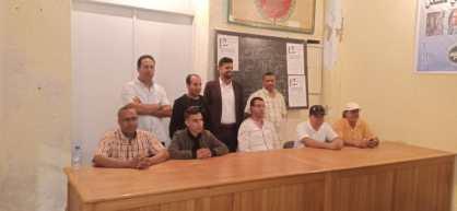 انتخاب حمزة رويجع نقيبا للصحافيين المغاربة بدكالة .. ظفرة نوعية من أجل الرقي بمهنة الصحافة