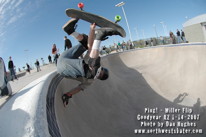 Miller Flip - Goodyear