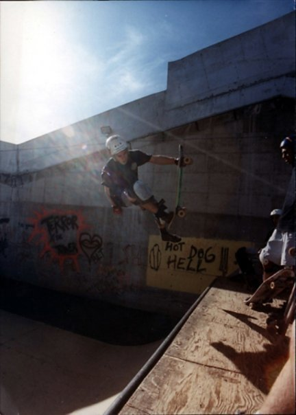 Tower Skatepark 1989