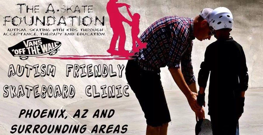 A.Skate Autistic Skate Clinic May 18!