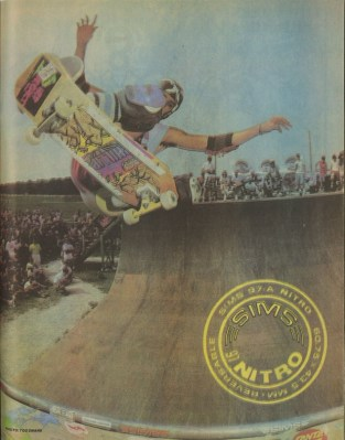RIP Jeff Phillips!! He had some of the best frontside ollies. Photo: Tod Swank