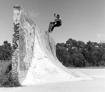 Peter Hewitt – Frontside Tailblock
