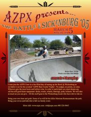 OG Flyer featuring park builder Brian Pino
