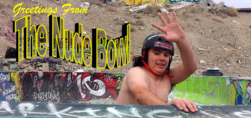 Greetings From The Nude Bowl!