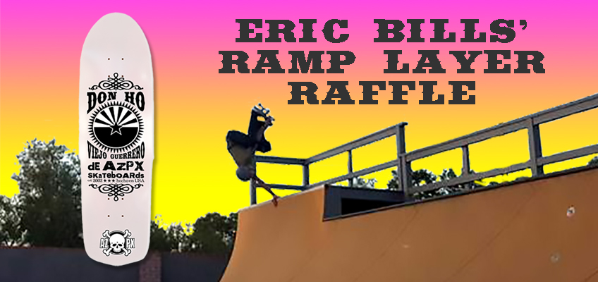 Eric Bills' Ramp Layer Raffle