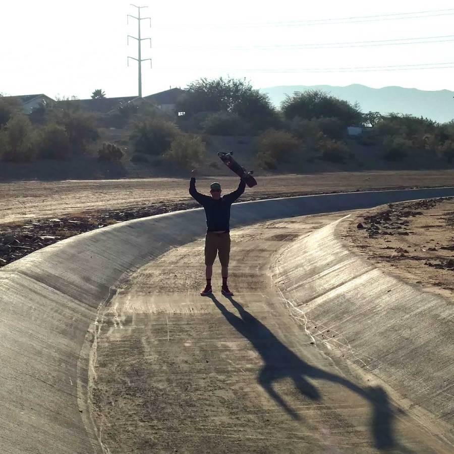 0700 Snake Ditch Recon, Mid-December / Phoenix, Arizona