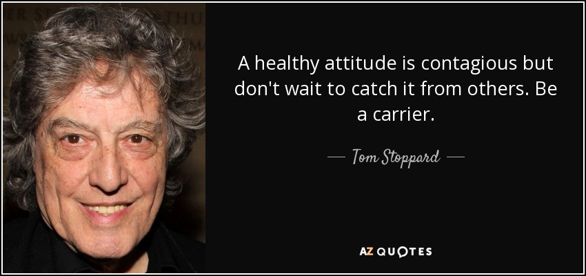 TOP 25 QUOTES BY TOM STOPPARD Of 289 A Z Quotes