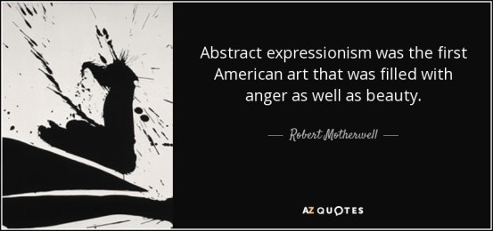Image result for abstract expressionism motherwell