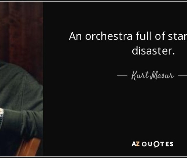 Kurt Masur Quotes