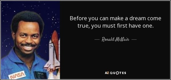 QUOTES BY RONALD MCNAIR AZ Quotes