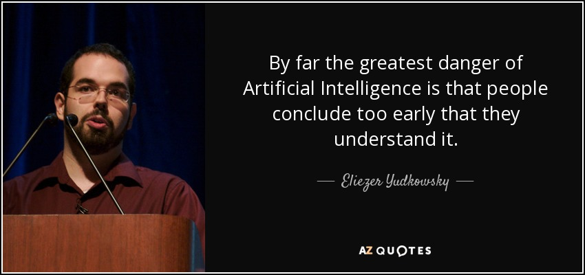 Image result for danger artificial intelligence