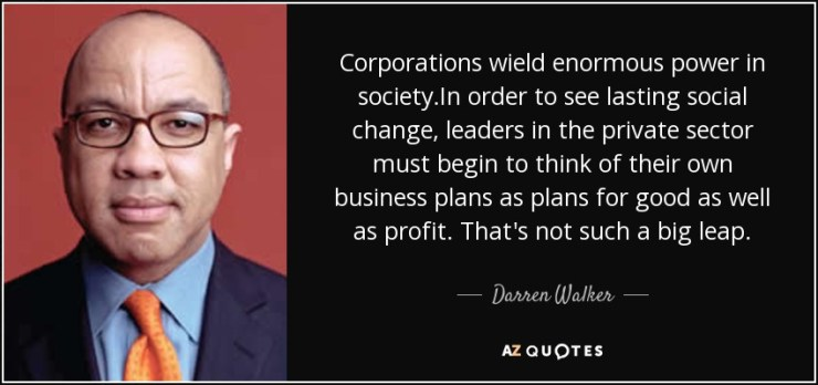 QUOTES BY DARREN WALKER | A-Z Quotes